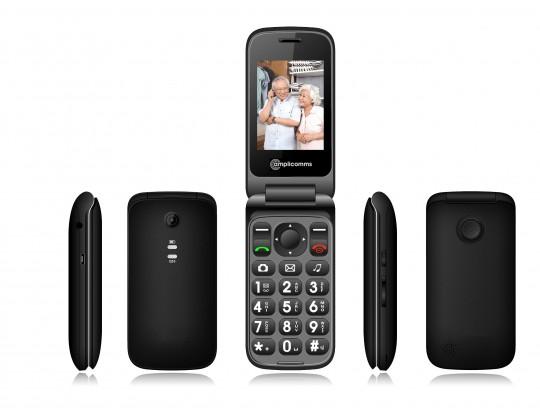 PowerTel M6750 schwarz